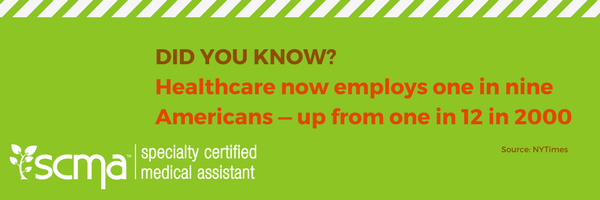 Healthcare Employment Statistic